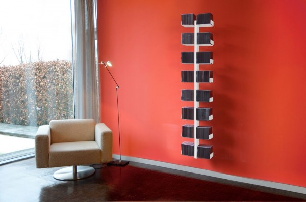 radius cd baum 1 gro wandmontage cd racks schr nke regale racks bei 1001stuhl. Black Bedroom Furniture Sets. Home Design Ideas
