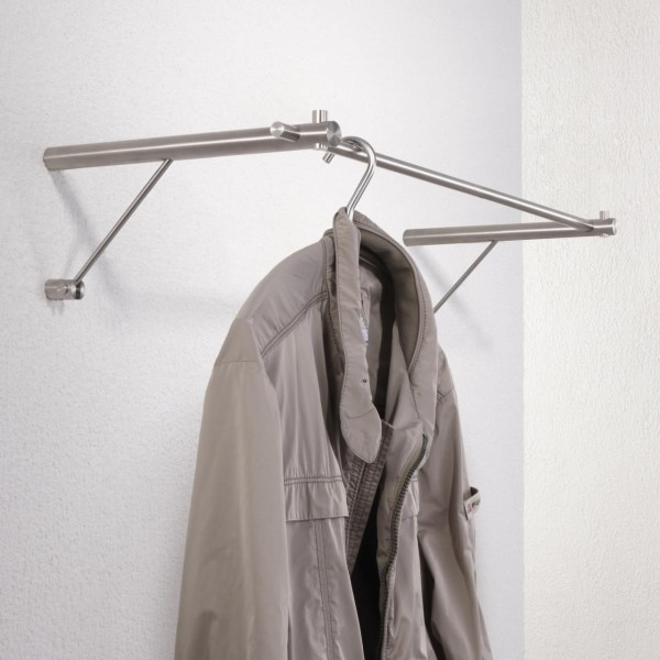 phos wandgarderobe g3 wandgarderoben garderoben bei 1001stuhl. Black Bedroom Furniture Sets. Home Design Ideas