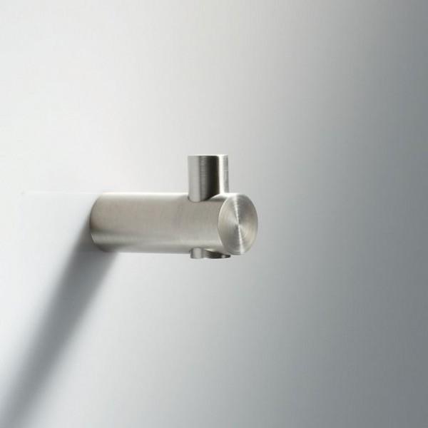 phos edelstahl wandhaken h 18 mit stift durchmesser 18mm. Black Bedroom Furniture Sets. Home Design Ideas