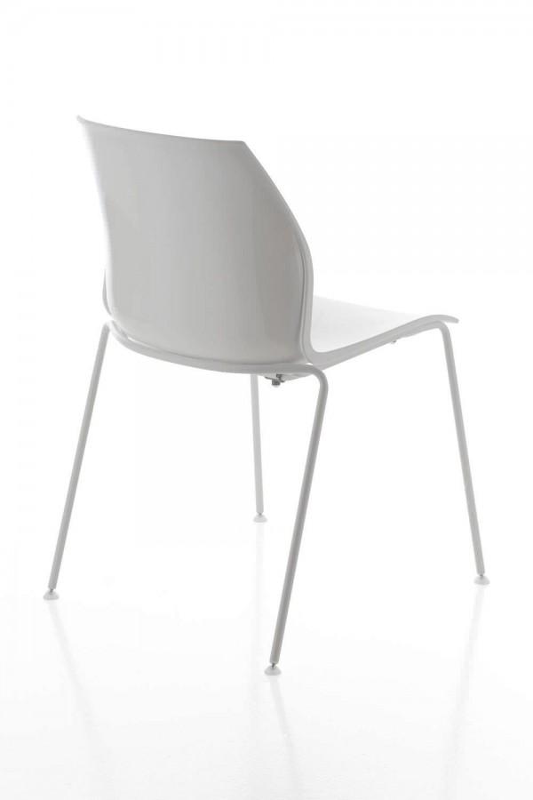 Kastel stuhl kalea einfarbig b ro praxis st hle bei for 1001 stuhl design