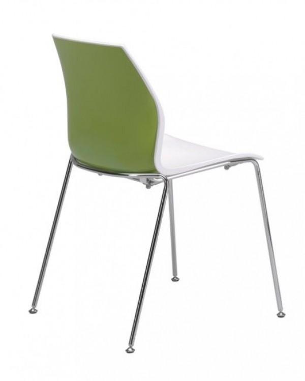 Kastel stuhl kalea zweifarbig b ro praxis st hle bei for 1001 stuhl design