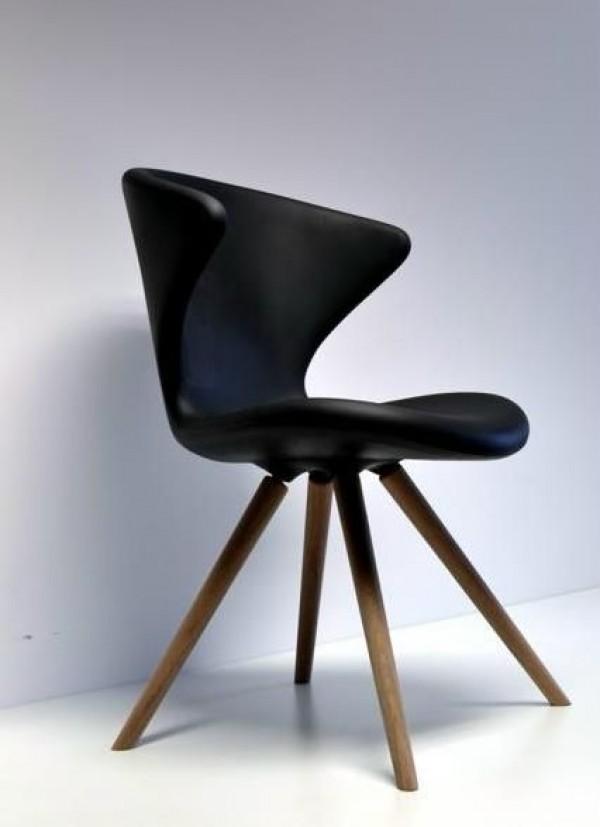 Stühle Modern tonon stuhl concept 902 wooden legs trend modern stühle bei