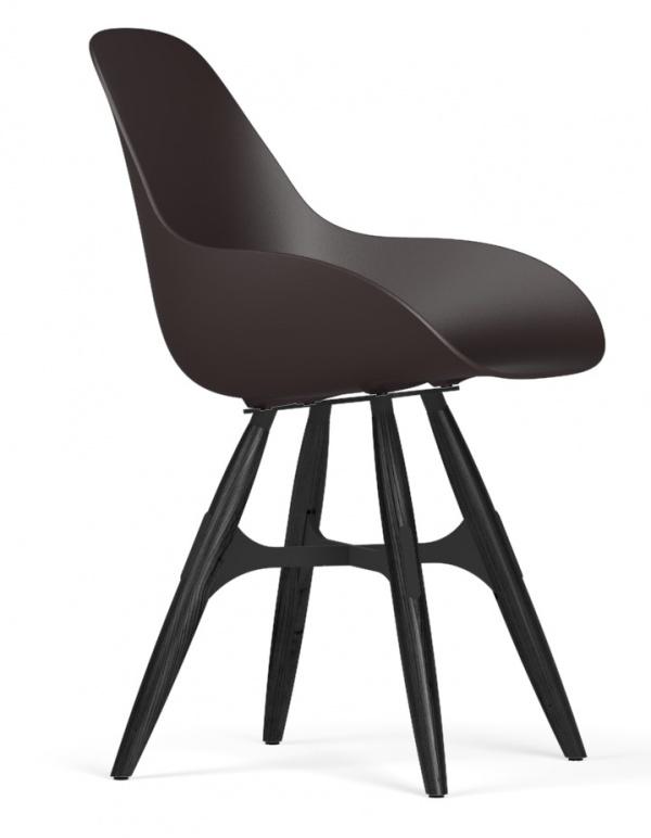 kubikoff zigzag dimple closed stuhl trend modern st hle bei 1001stuhl. Black Bedroom Furniture Sets. Home Design Ideas