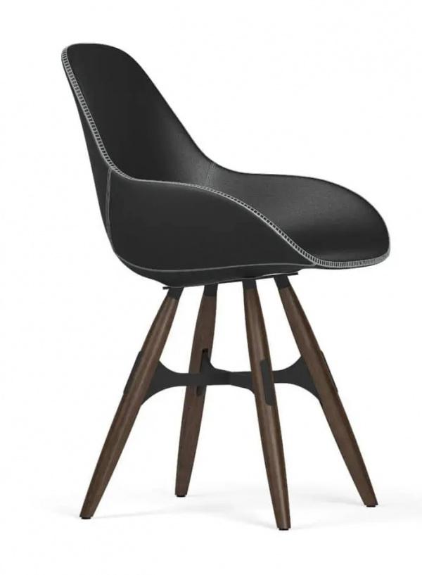 kubikoff zigzag dimple tailored stuhl trend modern st hle bei 1001stuhl. Black Bedroom Furniture Sets. Home Design Ideas