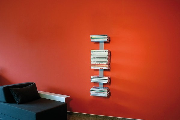 radius booksbaum magazin rack klein wand regale regale racks bei 1001stuhl. Black Bedroom Furniture Sets. Home Design Ideas