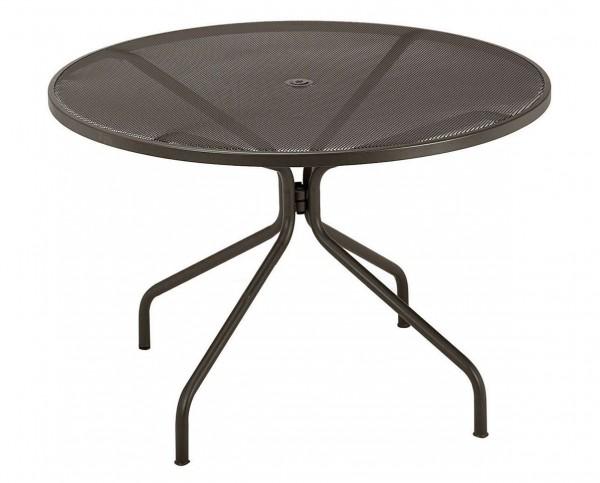emu tisch cambi rund durchmesser 80cm gartentische tische bei 1001stuhl. Black Bedroom Furniture Sets. Home Design Ideas