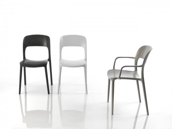 Bontempi stuhl gipsy trend modern st hle bei 1001stuhl for 1001 stuhl design
