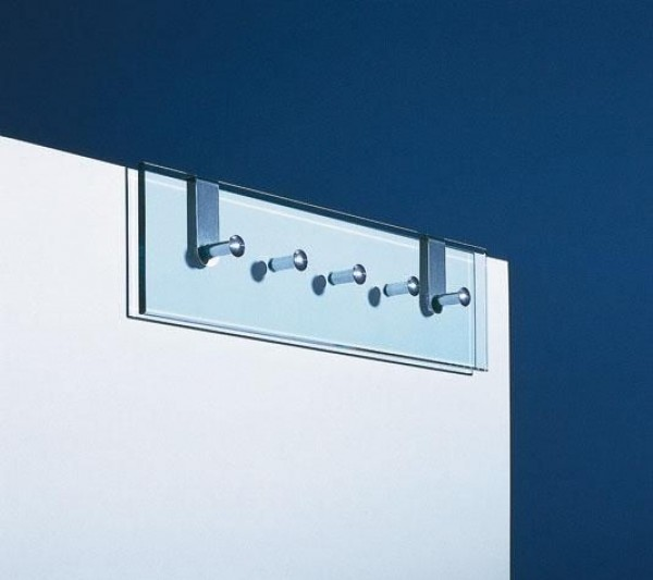 d tec atlas 5 wand t rh ngegarderobe glas klar. Black Bedroom Furniture Sets. Home Design Ideas