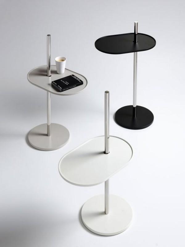 pieperconcept beistelltisch olivo beistelltische. Black Bedroom Furniture Sets. Home Design Ideas