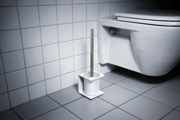radius wc b rstenhalter puro toilettenb rsten wohn und designobjekte bad accessoires bei. Black Bedroom Furniture Sets. Home Design Ideas