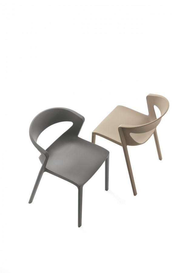 Stühle modern  Kastel Stuhl KICCA ONE - Trend - Modern - Stühle bei 1001stuhl