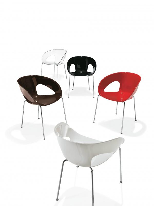 Kastel stuhl krizia trend modern st hle bei 1001stuhl for 1001 stuhl design