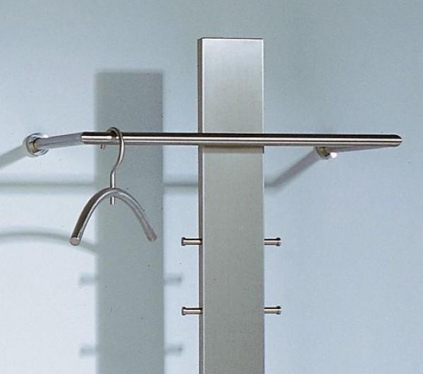 Wandgarderobe Edelstahl wandgarderobe edelstahl design die schönsten einrichtungsideen