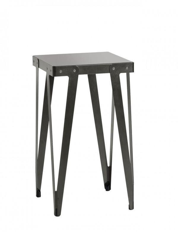 functionals tisch lloyd high table 60x60 cm bistrotische tische bei 1001stuhl. Black Bedroom Furniture Sets. Home Design Ideas