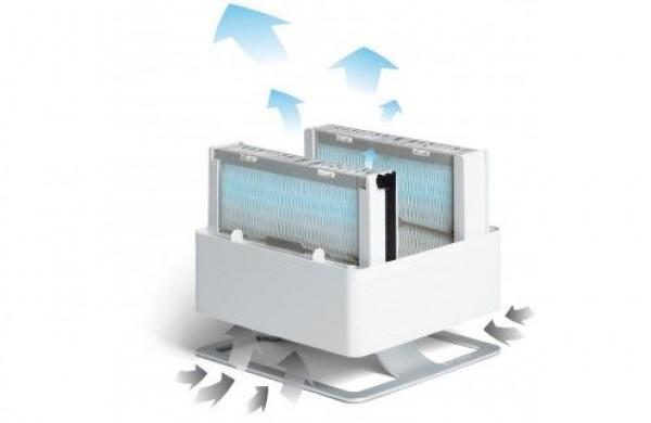 stadler form luftbefeuchter oskar bronze ventilatoren luftreiniger wohn und designobjekte. Black Bedroom Furniture Sets. Home Design Ideas