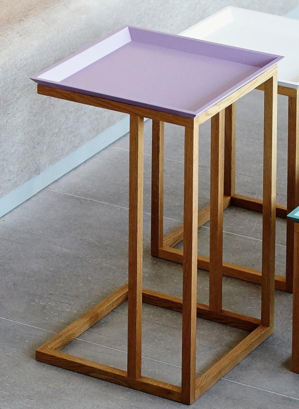 Jan kurtz beistelltisch mira h he 57 cm beistelltische for Beistelltisch unter couch schieben