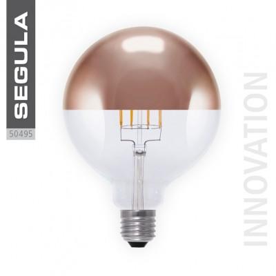 segula led filament globe 125 kupfer e27 6 w 40 w dimmbar led leuchtmittel leuchten bei. Black Bedroom Furniture Sets. Home Design Ideas