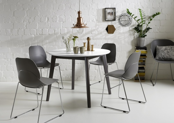 Stühle modern  NIEHOFF Stuhl Sushi Kufengestell - Trend - Modern - Stühle bei ...