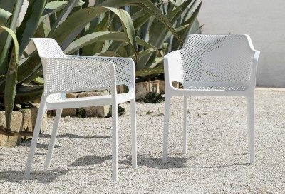 NARDI Net Stuhl In-Outdoor stapelbar