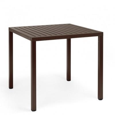 nardi tisch cube 80x80 cm gartentische tische bei 1001stuhl. Black Bedroom Furniture Sets. Home Design Ideas