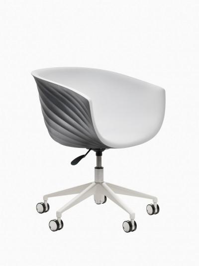 Segis Dreh Und Hohenverstellbarer Stuhl Derby Mit Rollen