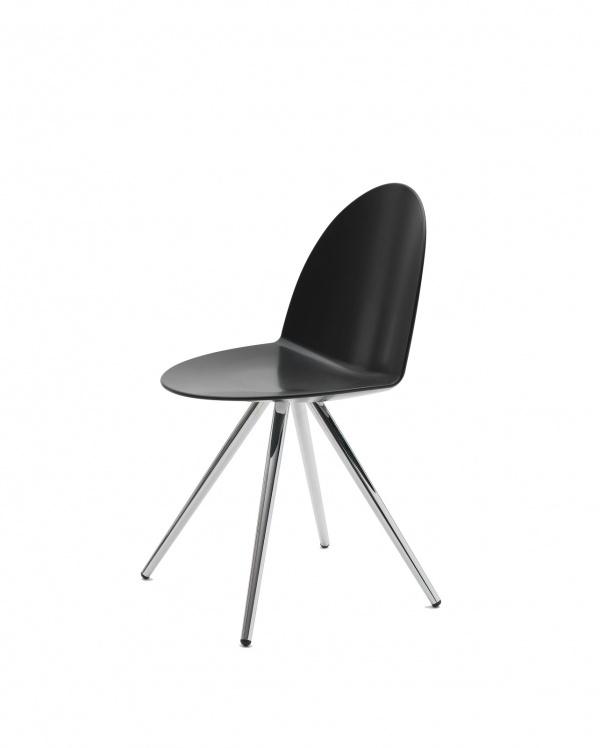 Segis stuhl camel 4 bein gestell konisch trend modern for 1001 stuhl design