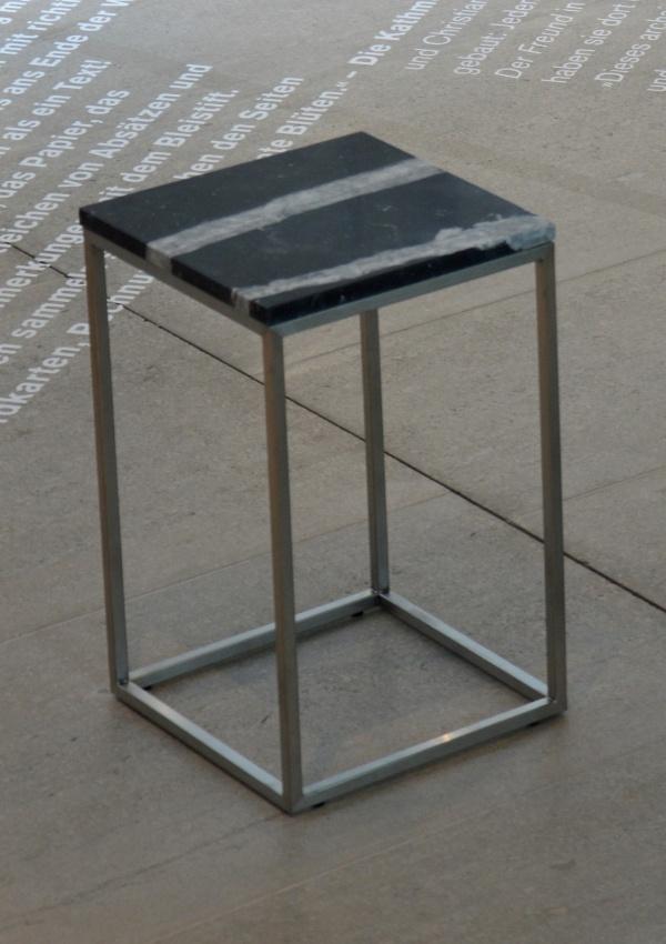 Jan Kurtz Beistelltisch jan kurtz beistelltisch pino marmor höhe 52 cm beistelltische