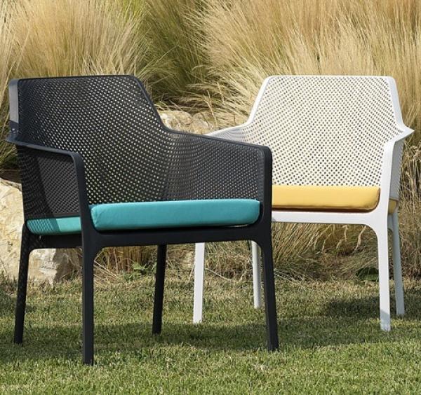 Nardi Net Relax Outdoor Sessel Garten Cafe Stühle Stühle Bei