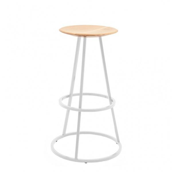 Hartô - Gustave Barhocker Höhe 65 cm - Barhocker - Stühle bei 1001stuhl