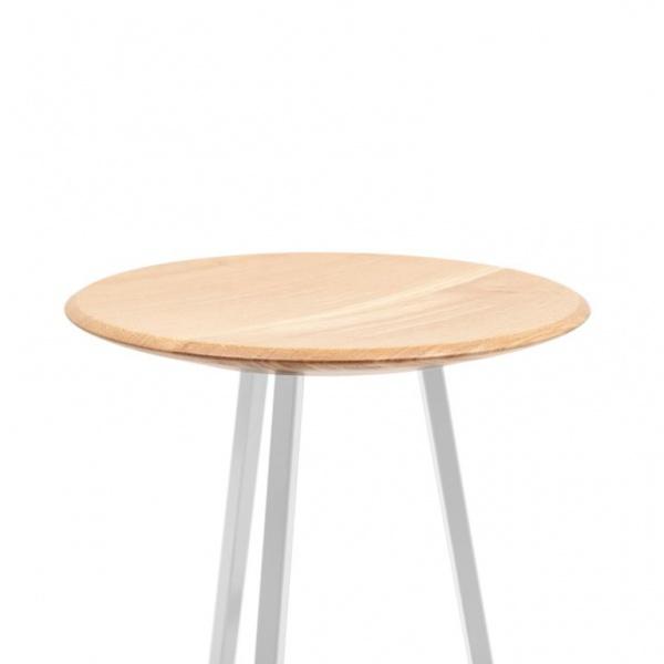 hart gustave barhocker eiche h he 65 cm hellgrau barhocker st hle bei 1001stuhl. Black Bedroom Furniture Sets. Home Design Ideas