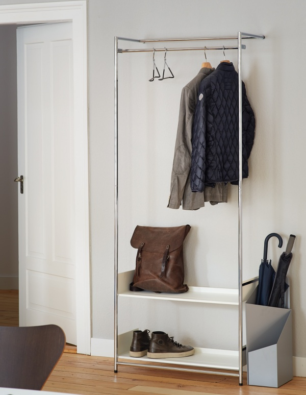 mox anlehngarderobe comba wandgarderoben garderoben bei 1001stuhl. Black Bedroom Furniture Sets. Home Design Ideas