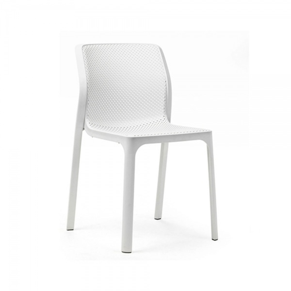 Nardi Bit stapelbarer Stuhl - Garten-/Cafe Stühle - Stühle bei 1001stuhl