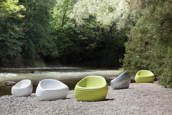 Tonon River Side In- Outdoor Sessel