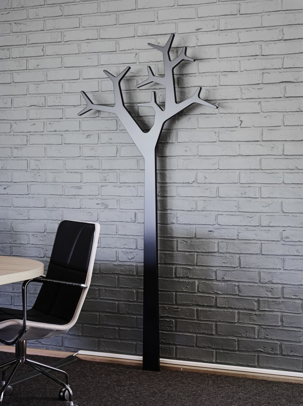 Swedese Wandgarderobe Tree Wandgarderoben Garderoben bei 1001stuhl