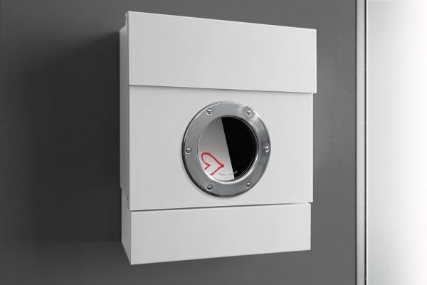 radius letterman 2 briefkasten briefk sten wohn und designobjekte bei 1001stuhl. Black Bedroom Furniture Sets. Home Design Ideas