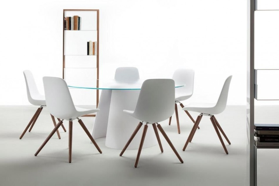 tonon step chair wooden legs trend modern st hle trend modern bei. Black Bedroom Furniture Sets. Home Design Ideas