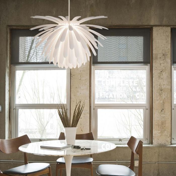 klein und more deckenleuchte snowflower deckenleuchten leuchten deckenleuchten bei. Black Bedroom Furniture Sets. Home Design Ideas