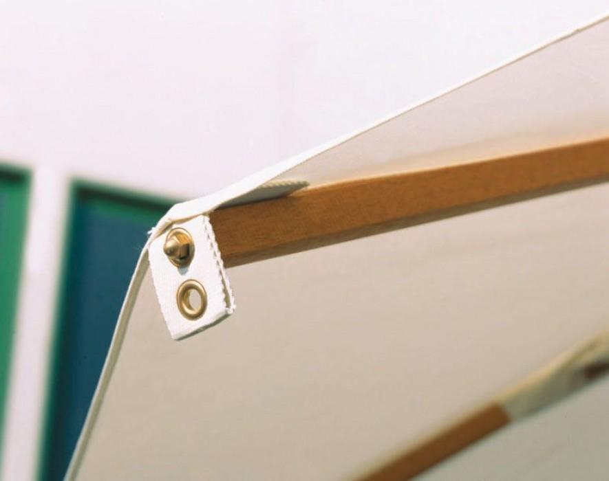 scolaro sonnenschirm palladio standard rechteckig 3x4m mittelmastschirme wohn und. Black Bedroom Furniture Sets. Home Design Ideas