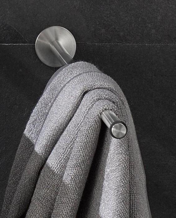 phos edelstahl handtuchstange bad accessoires wohn. Black Bedroom Furniture Sets. Home Design Ideas