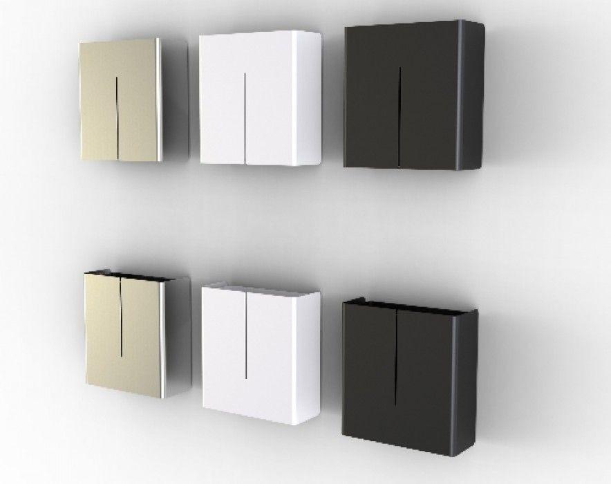 frost papierhandtuchspender nova 2 bad accessoires wohn und designobjekte bad accessoires. Black Bedroom Furniture Sets. Home Design Ideas