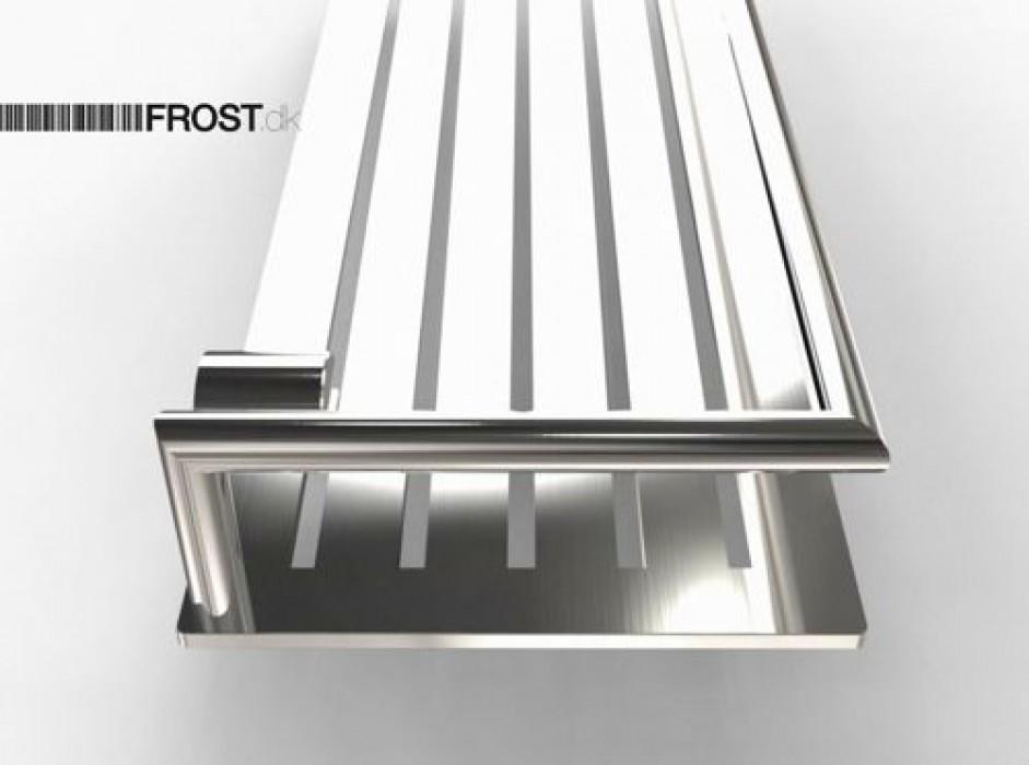 frost edelstahl duschablage 1 nova2 ebay. Black Bedroom Furniture Sets. Home Design Ideas