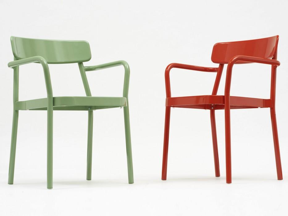 Emu aluminium stuhl grace garten cafe st hle st hle for 1001 stuhl design