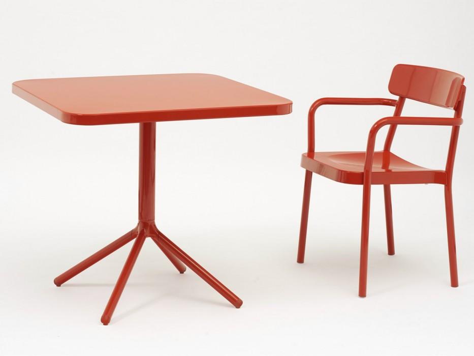 Emu aluminium klapptisch grace gartentische tische for 1001 stuhl design