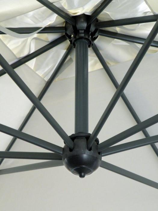 scolaro sonnenschirm napoli braccio rechteckig 3x4m. Black Bedroom Furniture Sets. Home Design Ideas