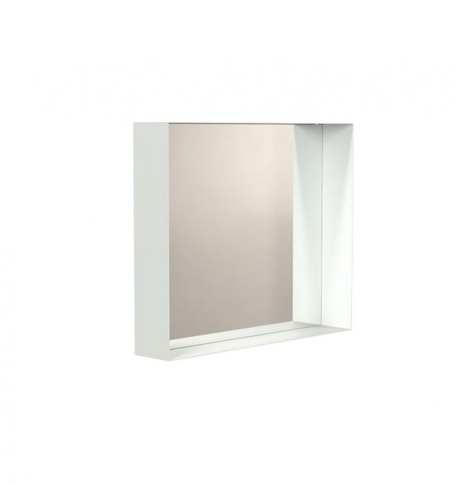 frost spiegel unu 50x60 cm mit ablage spiegel. Black Bedroom Furniture Sets. Home Design Ideas