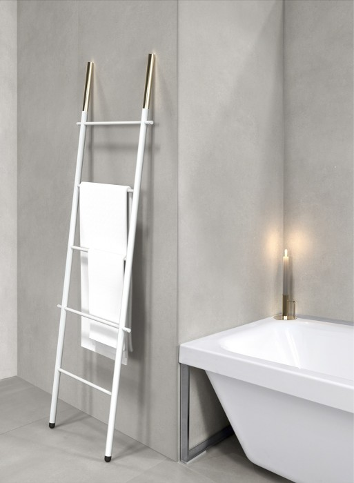 frost handtuchleiter bukto gold bad accessoires wohn und designobjekte bad accessoires. Black Bedroom Furniture Sets. Home Design Ideas