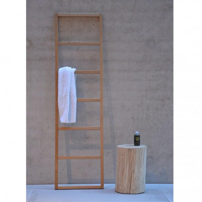 jan kurtz handtuchleiter hip eiche ebay. Black Bedroom Furniture Sets. Home Design Ideas